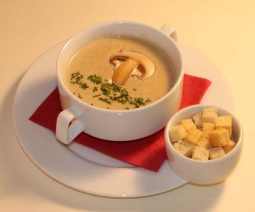 Крем-суп традиційні рецепти