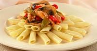 Курка «по-італійськи» з грибами
