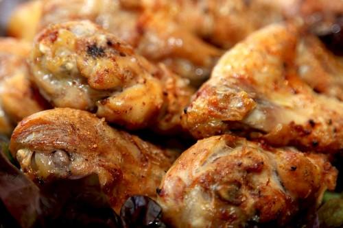 Курячі стегенця - ще одна смачна частина курки