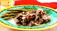 Курячі шлунки по-корейськи