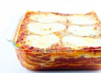 Лазанья «Чотири сиру»