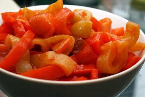 Лечо з настоюванням овочів «Вероніка»