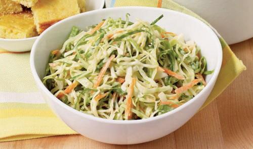Легкі салати з капусти