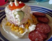 Легкий салат «Гордість Пекіна»