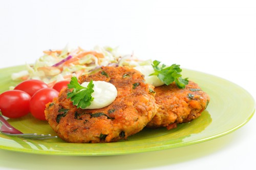 Літні овочеві котлетки - смачні рецепти
