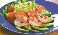 Літній салат «Сибарит»