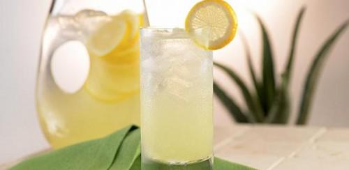 Лікер з лимоном і горілкою «Лімончелло»