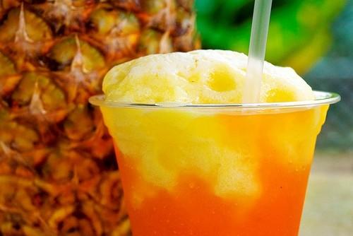 Лимонад з ананасовим соком