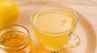 Лимонно-медовий кисіль