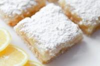 Лимонні тістечка