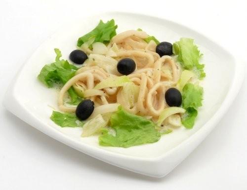 Легке харчування: другі страви з кальмарів