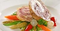 «Аматорський» рулет зі свининою і бараниною