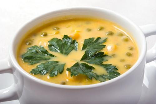 Найкраще з кулінарної класики: гороховий суп