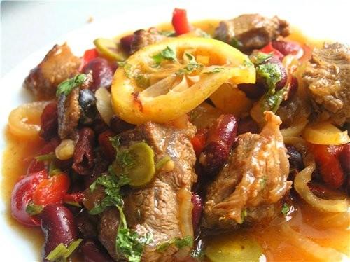 Краще з зарубіжних кухонь: готуємо азу по-татарськи