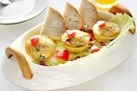 Мафіни яєчні з беконом