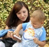 Маленькі мелоеди або чому малюки їдять крейду?