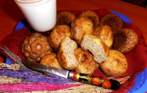 Манника на сніданок «Нічні»