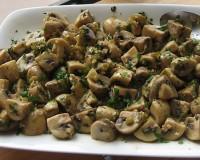 Мариновані гриби з гвоздикою