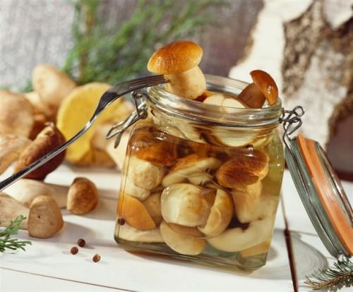 Мариновані гриби - найпростіші рецепти
