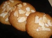 Медово-мигдальне печиво по-угорськи