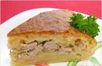 М'ясний пиріг «Улюблений»