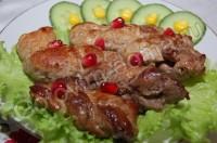 М'ясні «Косички» зі свинини (фото рецепт)