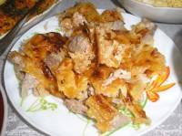 М'ясо з ананасами