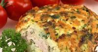 М'ясо в картопляної скоринці