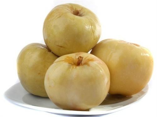 Мочені яблука: рецепти