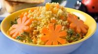 Морквяно-пшенична каша