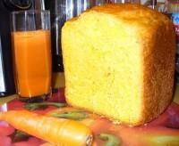 Морквяно-пшеничний хліб