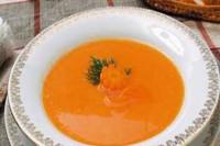 Морквяне пюре на молоці