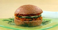 Морквяний сендвіч