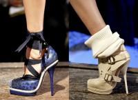 Чи можна вагітним носити взуття на високих підборах?