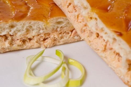 Насолода їжею: 5 смачних пирогів з сьомгою