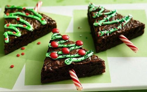 Новорічні десерти: найсолодші і красиві