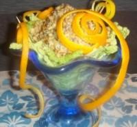 Новорічний салат «Серпантин»