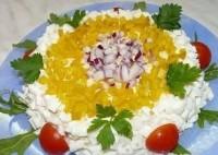 «Одеський» рибний салат