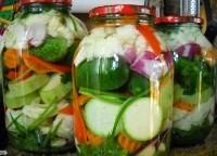 «Город» - овочеве асорті
