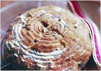 Оливковий хліб