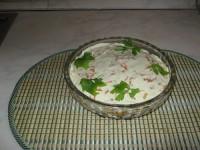 «Помаранчевий» салат - помаранчеве настрій