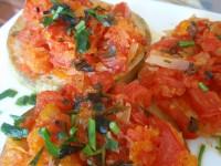 Оригінальна спекотне зі смаком томата