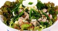 Оригінальний салатик з курки