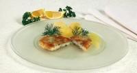 «Особливий» шніцель з риби