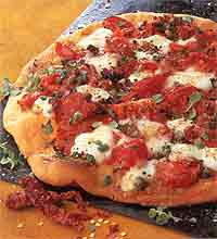 Гостра піца з пепероні