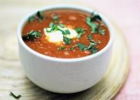 Гострий суп зі спеціями «Маллигатони»