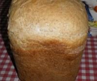 Висівковий хліб на йогурті