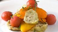 Овочі-гриль для пікніка