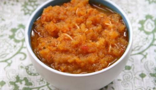 Овочева ікра з помідорів - 4 рецепта