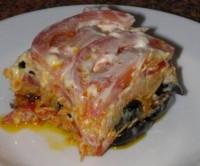 Овочева закуска з баклажанів «Ніжність»
